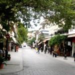 Market of Olympia